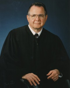 Judge William Cambridge