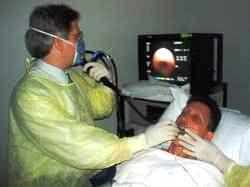 Photo credit: http://www.medicaltranscriptiontraining.in/Bronchoscopy.html