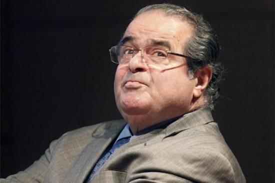 Supreme Court Justice Antonin Scalia (Credit: AP/Charles Rex Arbogast)