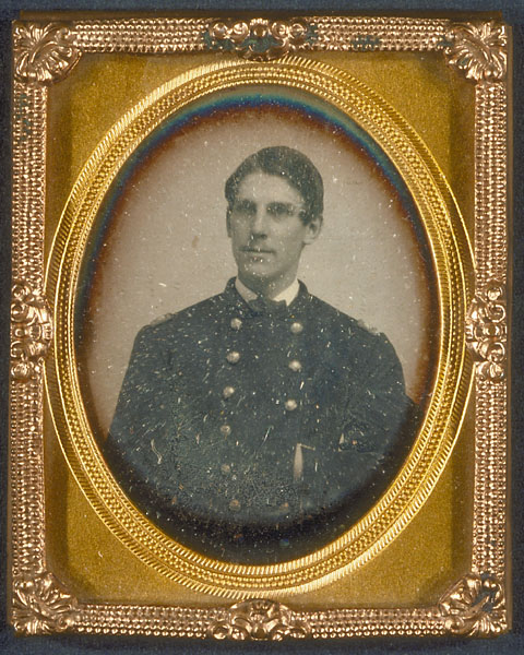 Daguerreotype portrait of Oliver Wendell Holmes, Jr., by Oliver Wendell Holmes Sr. Image courtesy of the Harvard University Library.