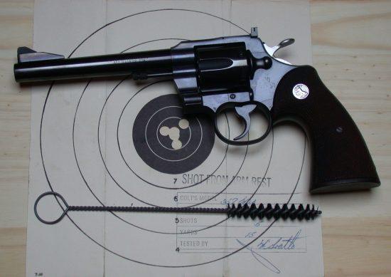 """1956 Colt """"357"""" Magnum"""